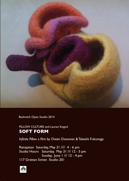 SOFT FORMS by Lauren Kogod